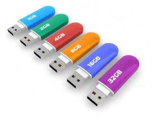 Tech Tip Tuesday – 7 Uses for Those Extra USB Drives